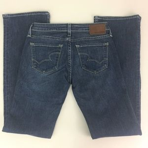 Big Star Remy Low-Rise Boot Cut Jeans Sz. 27 L
